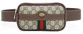 Gucci Women's Logo Belted Canvas Phone Case