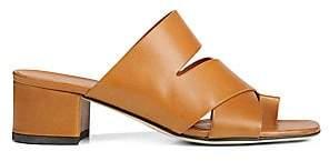 Via Spiga Women's Fae Block Heel Sandals