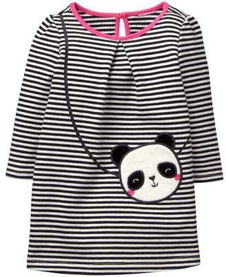 Gymboree Panda Purse Dress