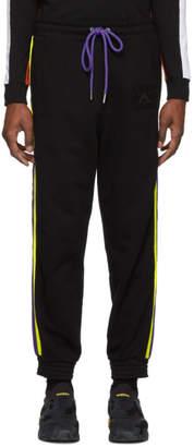 Diesel Black P-Freitel Lounge Pants