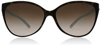37b4dc609f9a Tiffany   Co. Women s Gradient TF4089B-81343B-58 Tortoiseshell Butterfly  Sunglasses