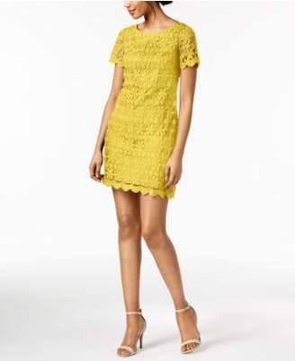 Jessica Howard Lace Sheath Dress, Regular & Petite
