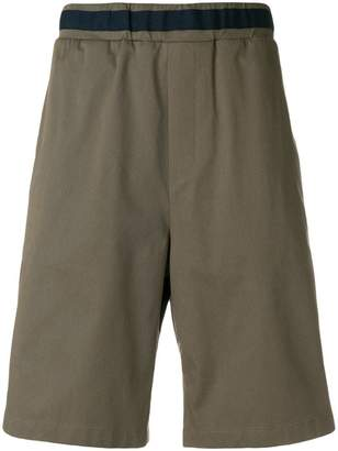 Low Brand tailored shorts