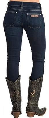 Wrangler Juniors Premium Patch Sadie Skinny Leg Jean