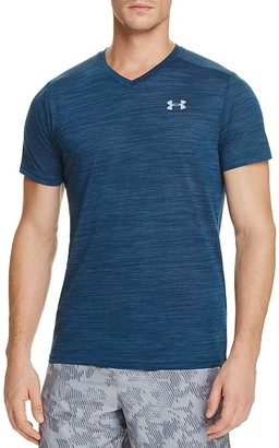 Under Armour Streaker V-Neck Athletic Tee $34.99 thestylecure.com