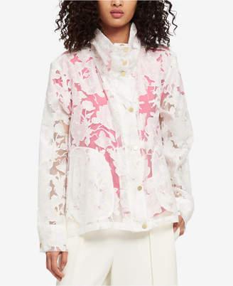 DKNY Sheer Lace Jacket, Created for Macy's