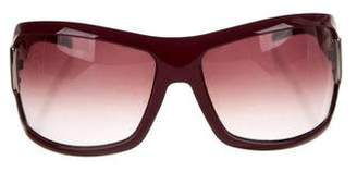 Gucci Guccissima Oversize Sunglasses