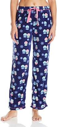 St. Eve Women's Packaged Microfleece Pajama Pant