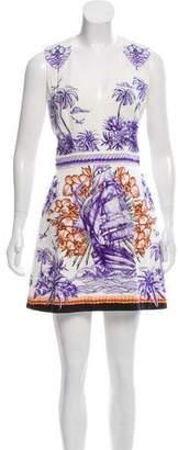 Just Cavalli Mini A-Line Dress