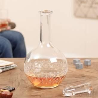 DAY Birger et Mikkelsen Dibor Vintage Etched Wine And Cognac Carafe