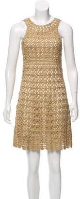 Diane von Furstenberg Adie Crocheted Dress