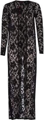 Roland Mouret Fashions Women's Full Length Lace Maxi Cardigan