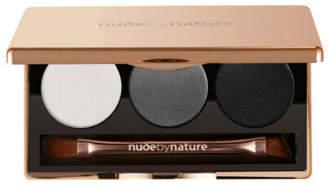 NEW Nude By Nature Eyeshadow Trio - Smoky