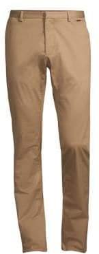 HUGO Helgo Stretch Cotton Pants