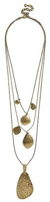 BaubleBar Mataya Layered Pendant Necklace