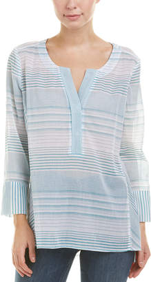 NYDJ Stripe Tunic