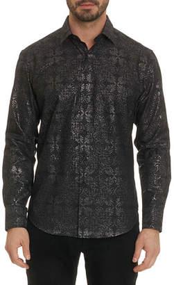 Robert Graham Men's Lismore Long-Sleeve Sport Shirt
