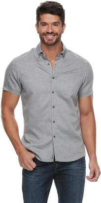 Marc Anthony Men's Slim-Fit Casual Button-Down Shirt