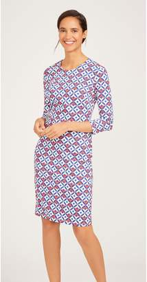 J.Mclaughlin Sophia Dress in Mod Wellington