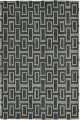 Wedgwood Unitex International Intaglio Black 37205 Rug