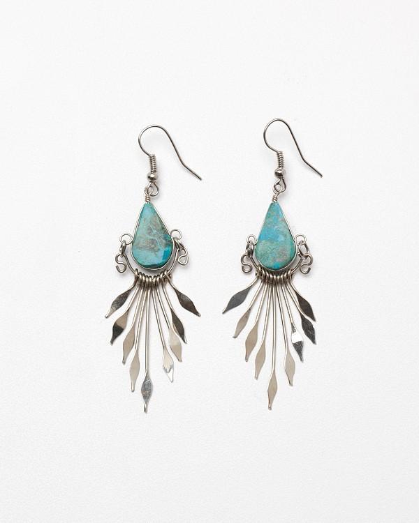 Jade Dangle Earring