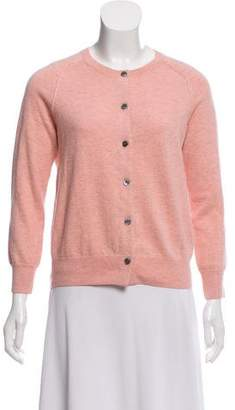 Etoile Isabel Marant Patterned Button-Up Cardigan
