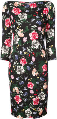 Erdem Reese floral dress