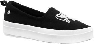 The Sak Sakroots Slip-on Sneakers - Saz Critter