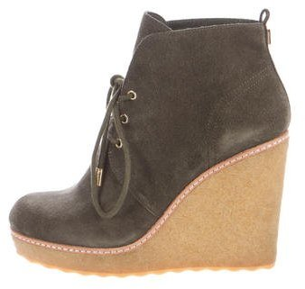 Tory Burch Tory Burch Denise Wedge Booties