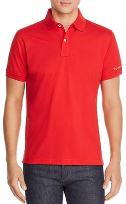 Tommy Hilfiger Embroidered Logo Classic Fit Polo Shirt