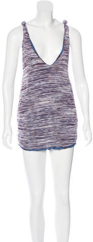 Missoni Missoni Knit Cover-Up Top