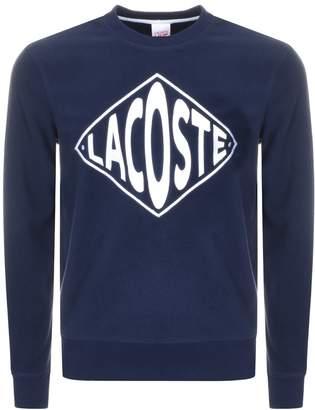 8c49593151c95 Lacoste Live Sweatshirt - ShopStyle UK
