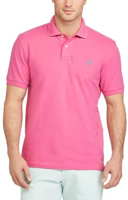 Chaps Big & Tall Classic-Fit Stretch Polo