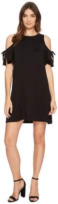 Kensie Drapey French Terry Dress KS1K7541 Women's Dress
