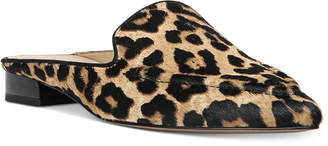 Franco Sarto Sela 2 Pointed-Toe Slip-On Loafer Mules Women's Shoes $89 thestylecure.com