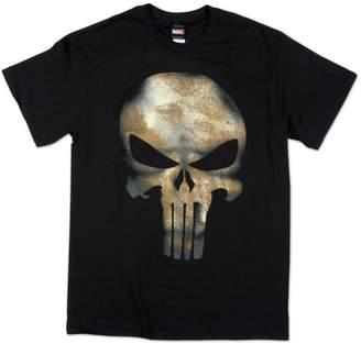 Old Glory The Punisher Mens Punisher - No Sweat T-Shirt - 2X-Large 2x-large