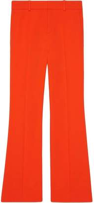 Gucci Viscose bootcut trousers