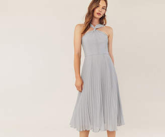Oasis TWIST NECK BRIDESMAID DRESS*