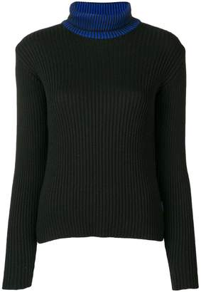 Versace PRE-OWNED 1990's turtle neck jumper