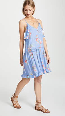 Love Sam Felicity Printed Dress