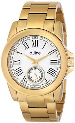 A Line a_line Women's AL-80021-YG-22 Amare Analog Display Japanese Quartz Gold Watch