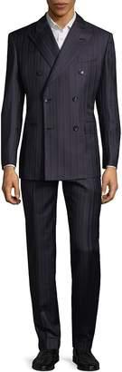Brioni Men's Striped Suit