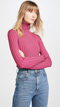 Veronica Beard Nellie Turtleneck Pullover