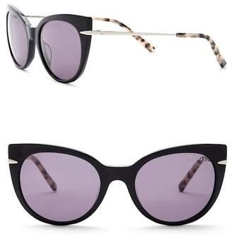 Ted Baker Full Rim Cat Eye Sunglasses