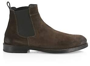 Saks Fifth Avenue Men's COLLECTION Suede Chelsea Boots