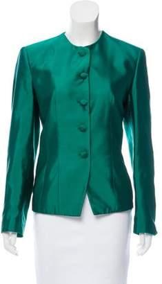 Giorgio Armani Silk Evening Jacket