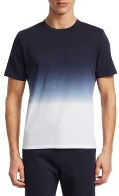 Saks Fifth Avenue MODERN Dip Dye T-Shirt
