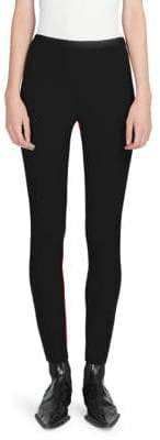 Haider Ackermann Knit Leggings