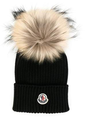 Moncler bobble hat