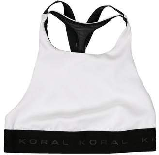 Koral Scoop Neck Sports Bra